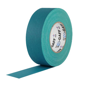 Pro Gaff 4X55YD Teal Gaffers Tape