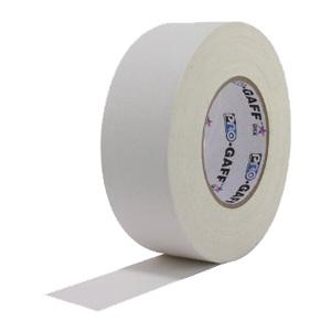 "Pro Gaff 4""X55YD White Gaffers Tape"