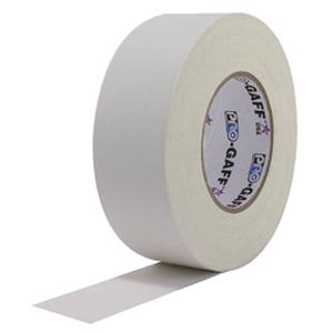 Pro Gaff 2X55YD White Gaffers Tape