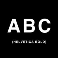 Helvetica Capitals