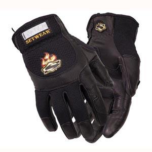 Pro Leather Black - XSmall