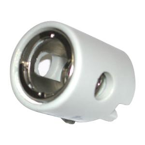 Socket-Medium Prefocus Porcelain