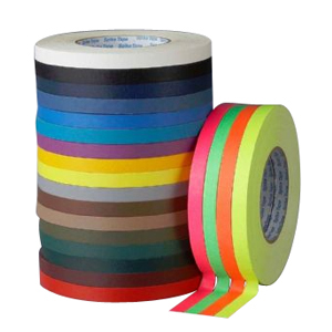 Gaffer Tape - Fluorescent Pink Spike Tape 1/2X45YD